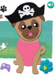 Kids Will Love Our New Penny P Pug Character