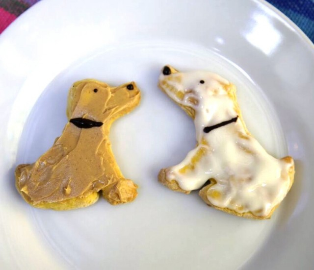 How To Make Adorable Labrador Retriever Cookies