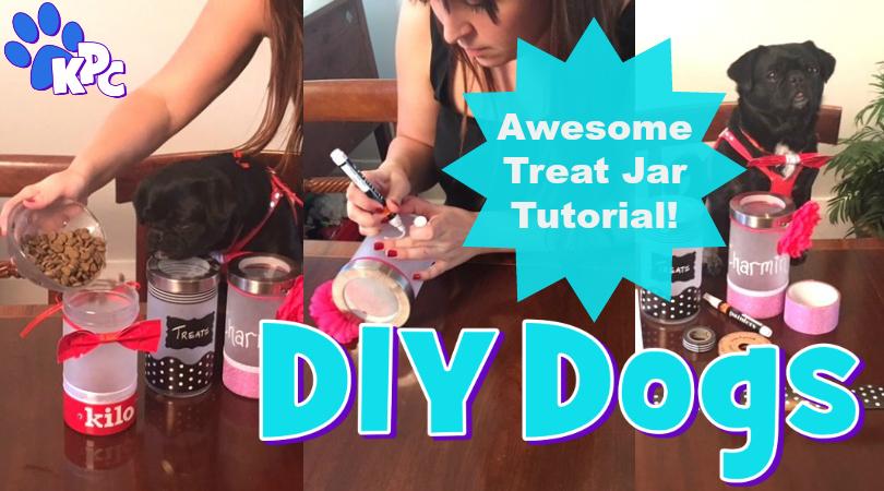 Kids' DIY: Make Your Own Treat Jar