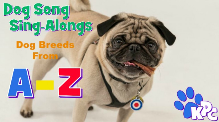 Dog Song Sing-Alongs Dog Rap from A-Z