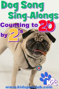 KPC Counting to 20 by 2's
