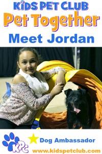 KPC Jordan Dog Ambassador