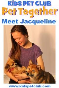 Meet Jacqueline Dog Ambassador
