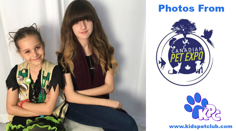 Fabulous Fun Photos at the Pet Expo With Pet Pals Old and New