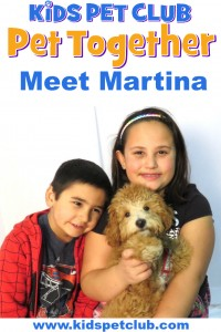 meet martina dog ambassador