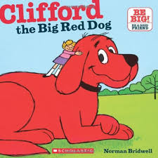 Clifford KIDS BOOK