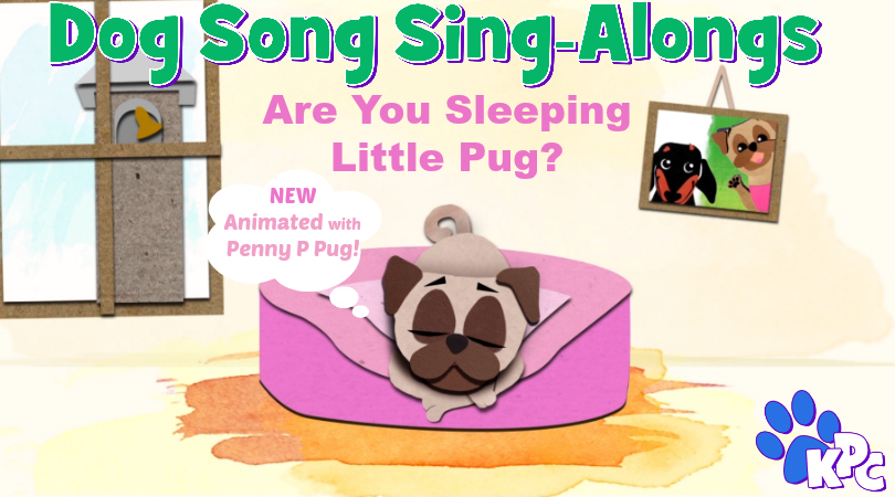 Have You Seen This Adorable New Dog Song Sing-Along Video?