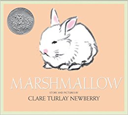 Marshmallow rabbit