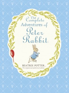 cover complete adventures of peter rabbit