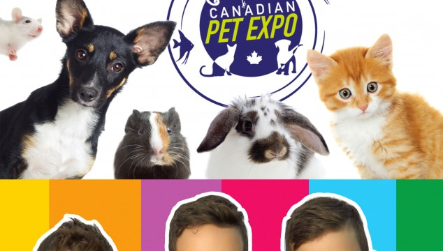 Win Free Family Passes to Canadian Pet Expo and Kids' Pet Club